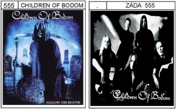 Children Of Bodom - triko