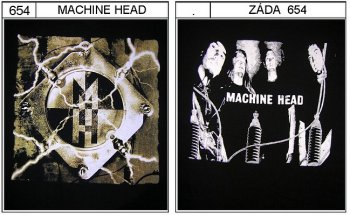 Machine Head - triko