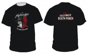 Five Finger Death Punch - triko