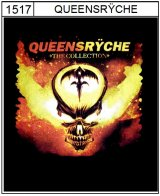 Queensryche - mikina s kapucí