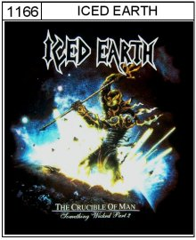 Iced Earth - triko