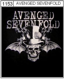 Avenged Sevenfold - triko