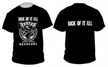 Sick Of It All - triko