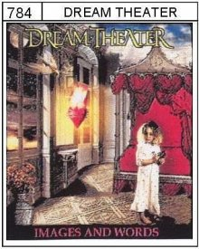 Dream Theater - mikina s kapucí