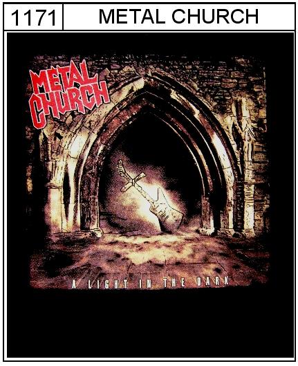 5f90d86b738 Metal Church - triko ( tričko ) - S TR1171