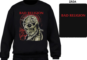 Bad Religion - mikina bez kapuce